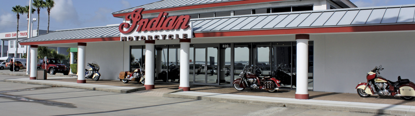Indian Motorcycles - 5,000 s.f. / retail