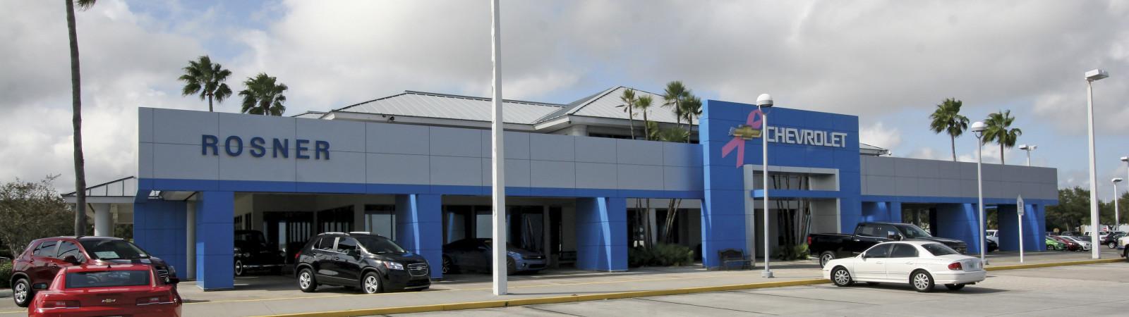 Rosner Chevrolet - 25,000 s.f. / retail